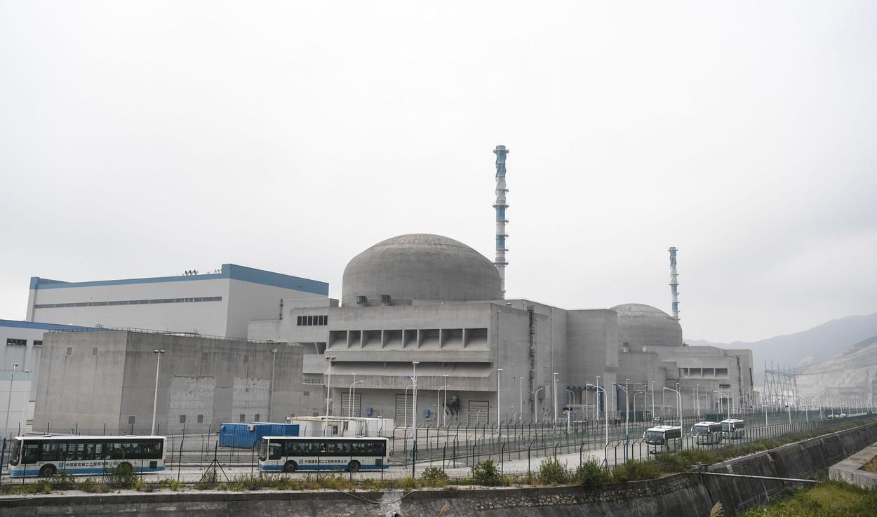China susţine că nivelul radiaţiilor este normal la centrala nucleară Taishan