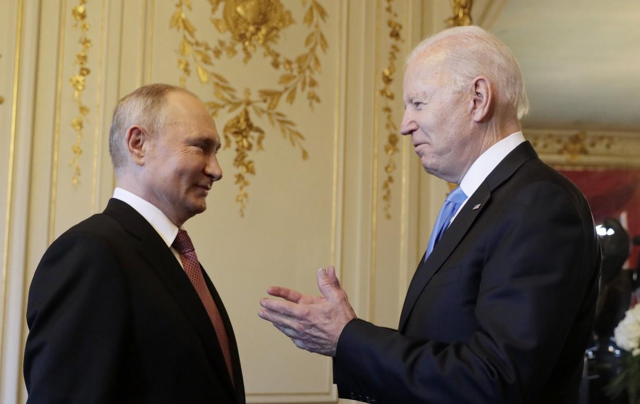 """Kremlinul spune că summitul dintre Biden şi Putin nu va opri SUA să încerce să """"stăpânească"""" Rusia; """"Pragmatismul şi sobrietatea sunt cele mai importante în aceste relaţii"""""""