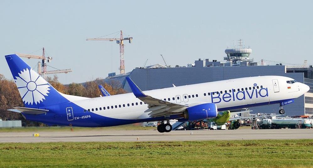 Un avion de pasageri din Belarus a aterizat de urgenţă în Rusia