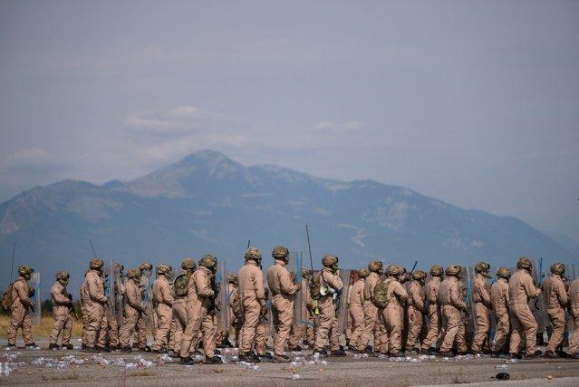 Misiunea NATO în Kosovo intensifică patrulele la frontiera cu Serbia, pe fondul tensiunilor|EpicNews