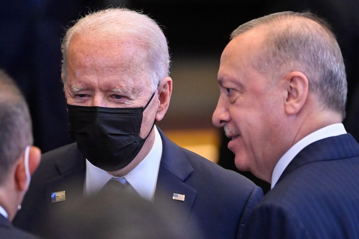 Recep Erdogan va avea o întrevedere cu Joe Biden, cu ocazia summitului G20