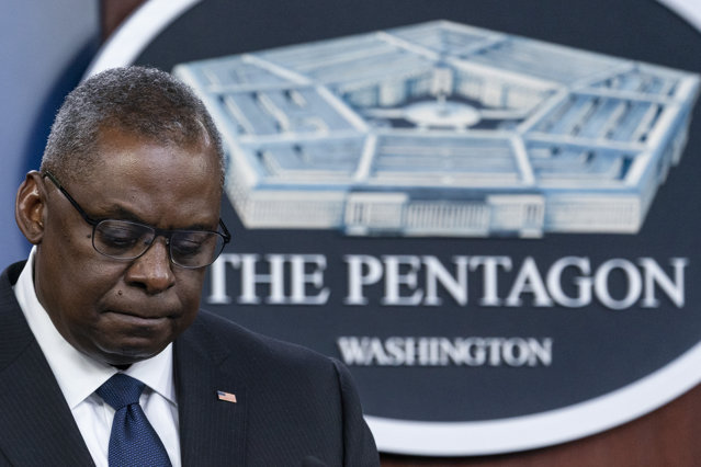 Şeful Pentagonului afirmă că Rusia nu poate bloca aspiraţiile Ucrainei de a adera la NATO|EpicNews