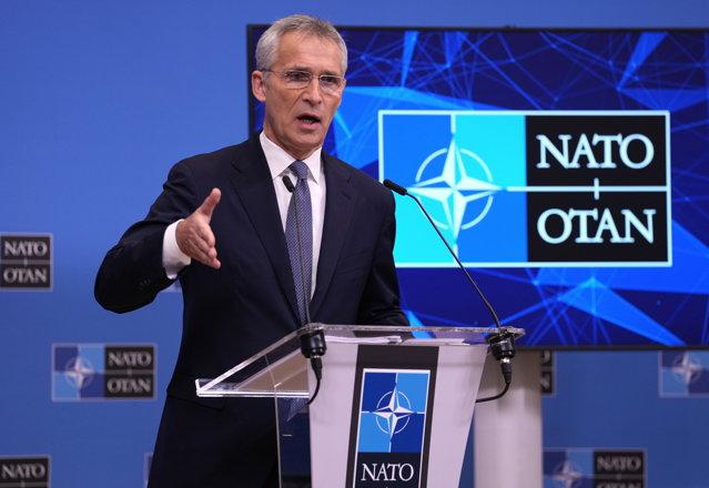 Jens Stoltenberg: NATO vrea reluarea dialogului cu Rusia, pentru reducerea tensiunilor|EpicNews