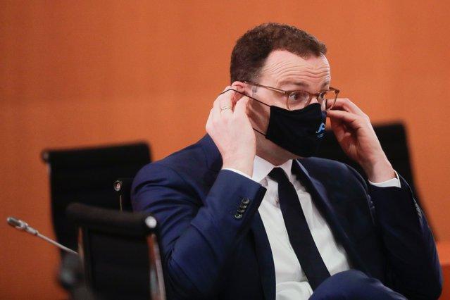 Incidenţă record în Germania. Ministru: Măştile şi certificatul verde vor rămâne până în primăvara viitoare EpicNews