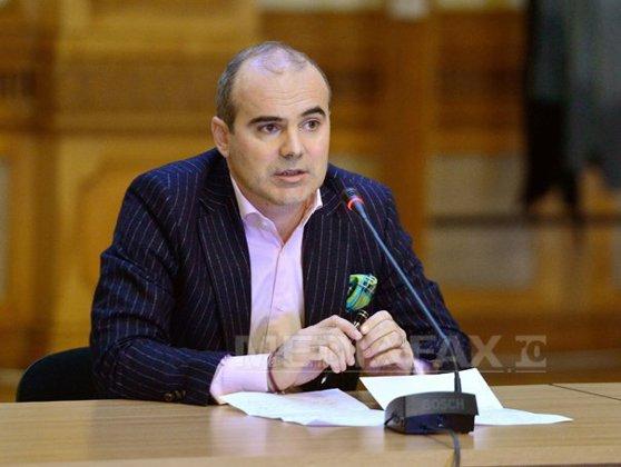 Imaginea articolului Realizatorul TV Rareş Bogdan, cap de listă la europarlamantare pentru PNL - surse