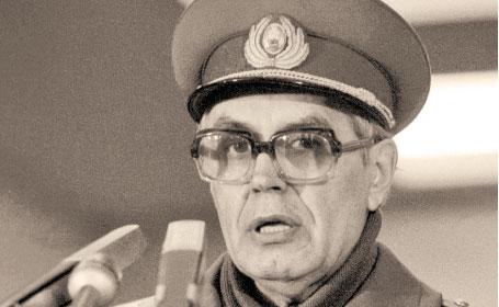 """#revolutions Interviu cu fostul general Nicolae Militaru: """"Nu s-a pus problema de luptă împotriva comunismului, ci a ceauşismului"""" (Partea a II-a) - AUDIO"""
