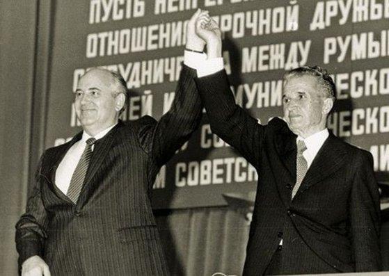 Imaginea articolului După 30 de ani - În căutarea revoluţiei pierdute | Întâlnire Ceauşescu-Gorbaciov, după Malta. Ioan Toma: Noi, românii, aveam nevoie de schimbare mult mai acută decât în alte perioade
