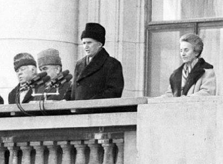 21-22 decembrie 1989. Revoluţia ajunge la Bucureşti. Ultimele cuvinte ale lui Ceauşescu înainte de fuga cu elicopterul de pe sediul CC