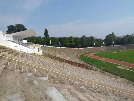 Imaginea articolului #euprimar Oraşul cu mulţi sportivi şi fără baze sportive. La Galaţi nu există stadioane sau săli de sport moderne