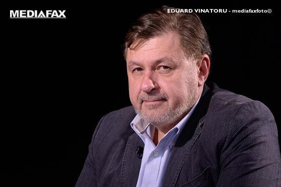 """ORA 18.00: Prof. univ. dr. Alexandru Rafila, exclusiv la """"Marius Tucă Show"""". Ediţie specială"""
