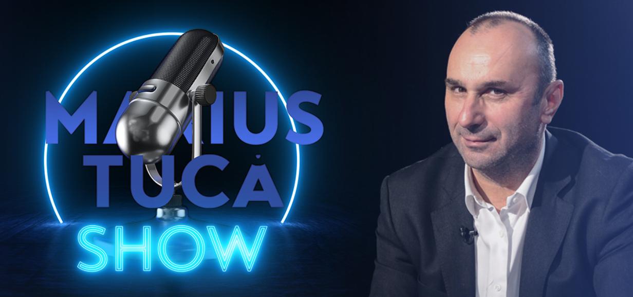 AZI, ora 19.00, Marius Tucă Show, la Aleph News şi pe Mediafax.ro. Invitaţii: Cosmin Ţugui, olimpic, câştigătorul(...)