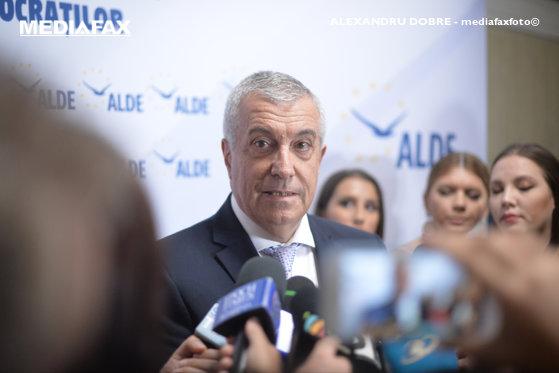 Imaginea articolului Tăriceanu, despre Diaconu: E cel mai mare rezultat pe care l-a obţinut un candidat independent