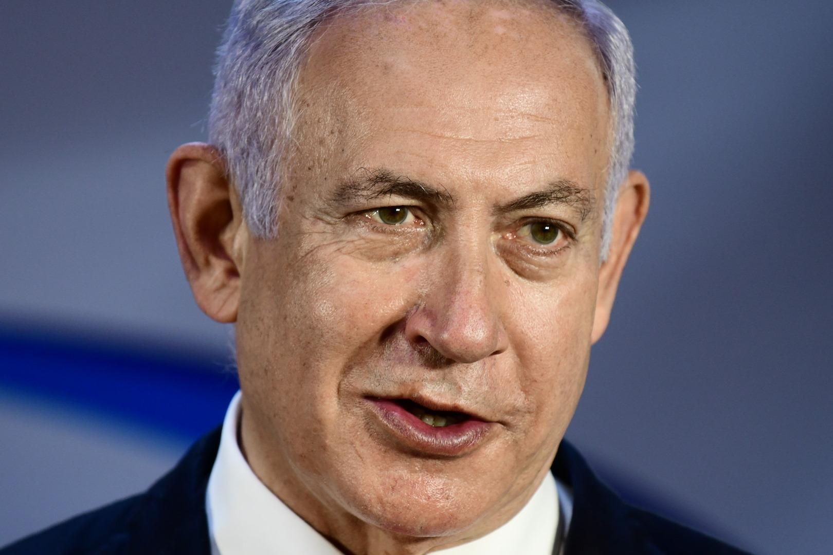 COMENTARIU Lelia Munteanu   Bibi profeţeşte prăbuşirea Israelului, dacă va fi alungat de la putere