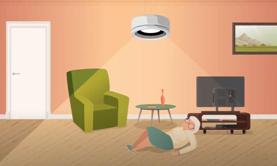 Imaginea articolului VIDEO Ce este Nobi, lampa inteligentă care îi ajută pe bătrâni