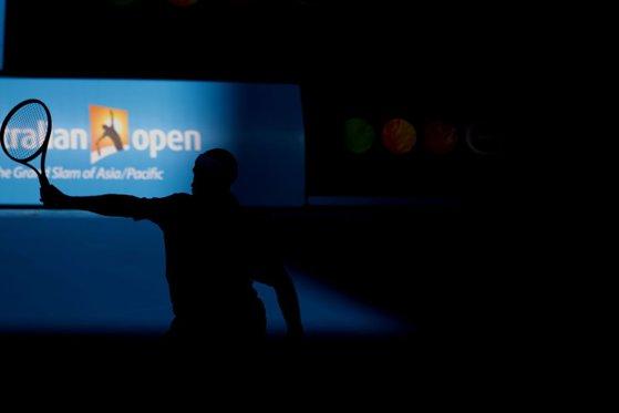 Imaginea articolului Obiectivele camerelor de filmat de la Australian Open, aburite. Jucătorii s-au distins cu greu