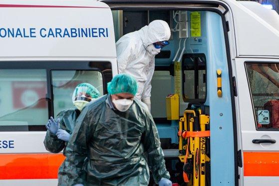 Imaginea articolului Italia a înregistrat 49 de decese din cauza coronavirusului într-o singură zi