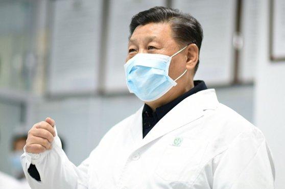 Imaginea articolului Xi Jinping vizitează oraşul Wuhan pentru prima dată de la izbucnirea epidemiei de coronavirus
