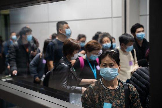 Imaginea articolului Bilanţul epidemiei de coronavirus în China: Numărul oficial al cazurilor depistate este, din nou, în creştere