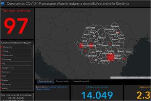 Harta Dolj Romania