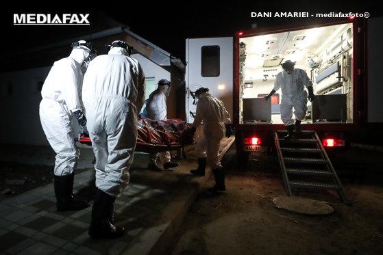 Sindicalist despre ambulanţierul decedat: Colegul nostru se temea să intre în spital, că acolo e dezastru