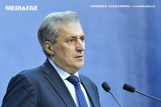Ministrul de Interne pregăteşte o nouă ordonanţă militară – surse