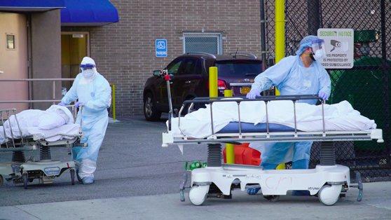 Coronavirus în lume LIVE UPDATE 8 aprilie | Numărul morţilor din New York l-a depăşit pe cel de la atentatele din 11 septembrie 2001 / Trump a pierdut 1 miliard de dolari într-o lună din cauza coronavirusului