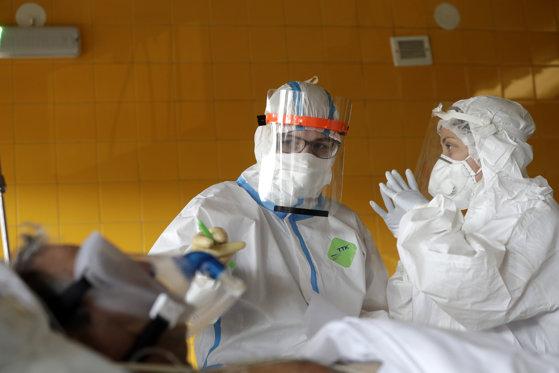 Coronavirus în România, 16 octombrie 2020. Număr record de ...  |Cazuri Covid 25 Octombrie