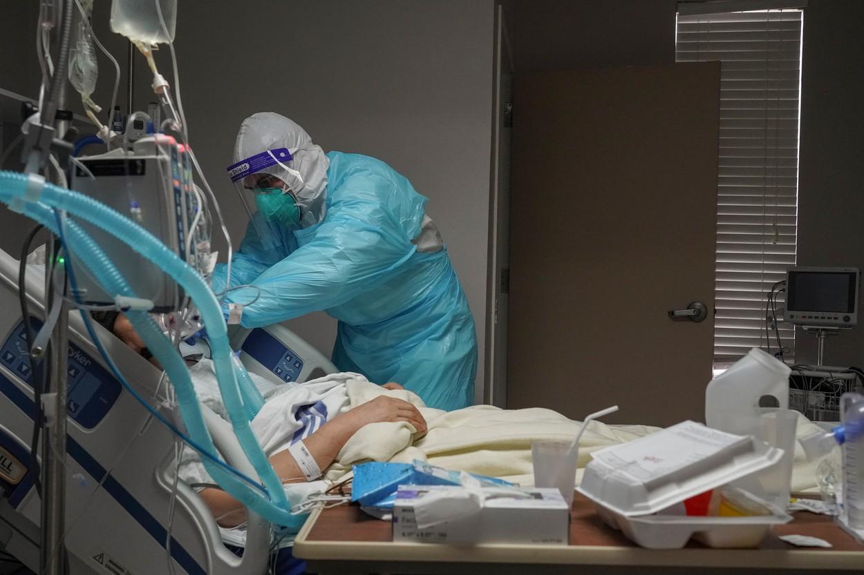 Director Institutului Oncologic Bucureşti: Am atins ultima linie de apărare în lupta cu această pandemie