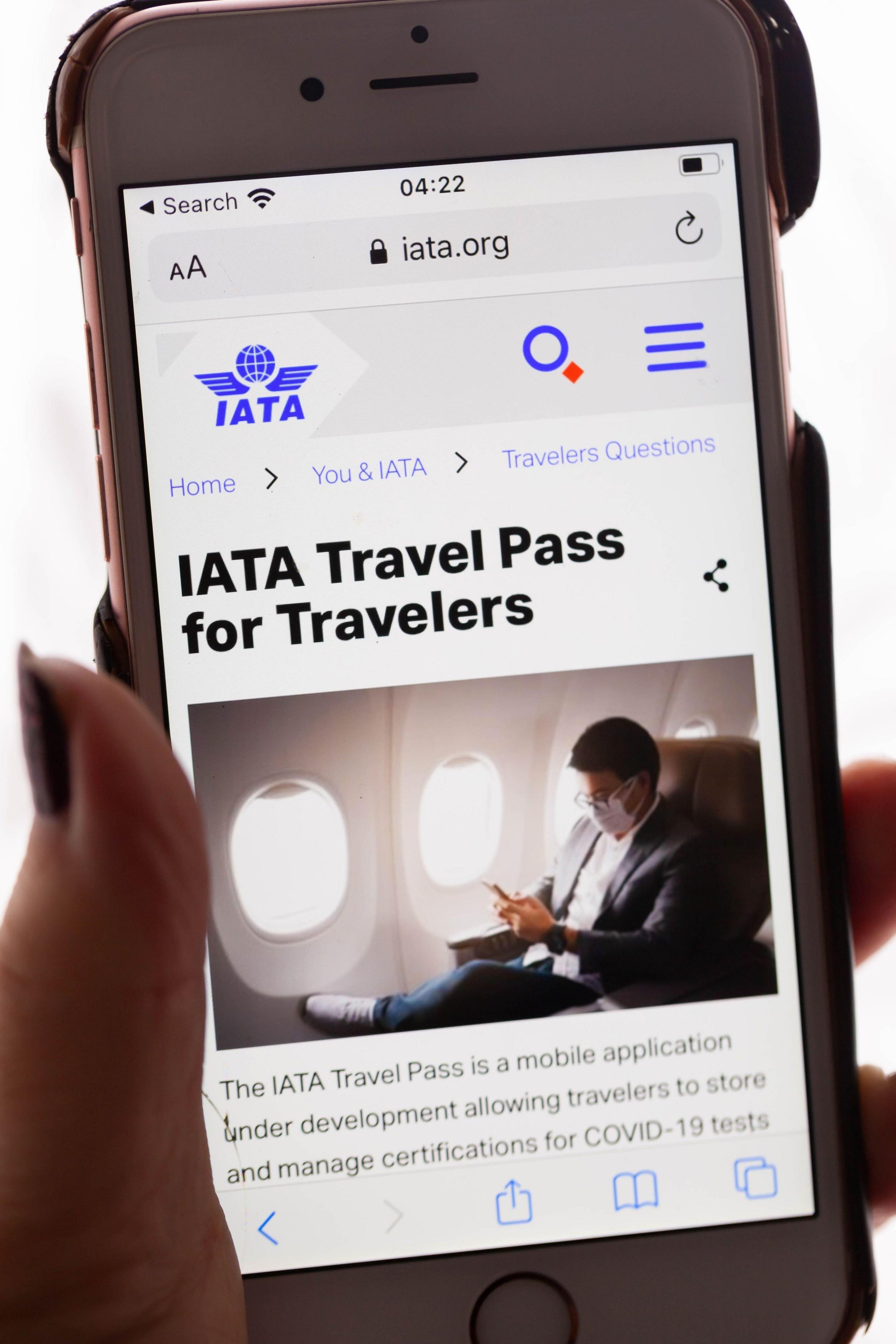 Singapore este una dintre primele ţări care au adoptat paşaportul de călătorie digital. De când va putea fi folosit