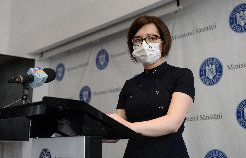 Raportul privind decesele COVID din România a fost publicat de Ministerul Sănătăţii
