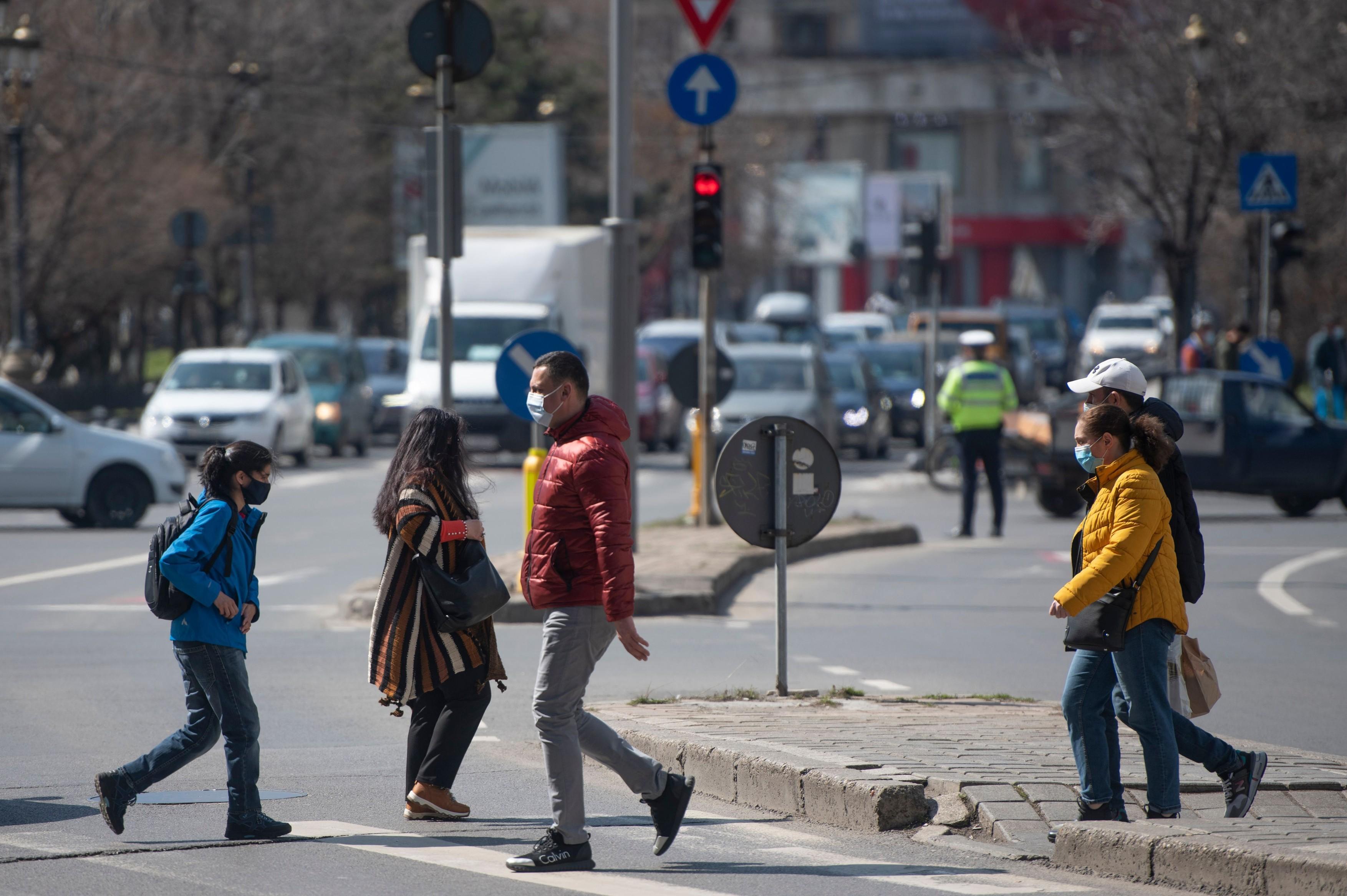 CORONAVIRUS România 14 mai 2021. TOP cazuri COVID-19 raportate în 24 de ore. Incidenţa în Capitală continuă să scadă: 1,2 la mia de locuitori