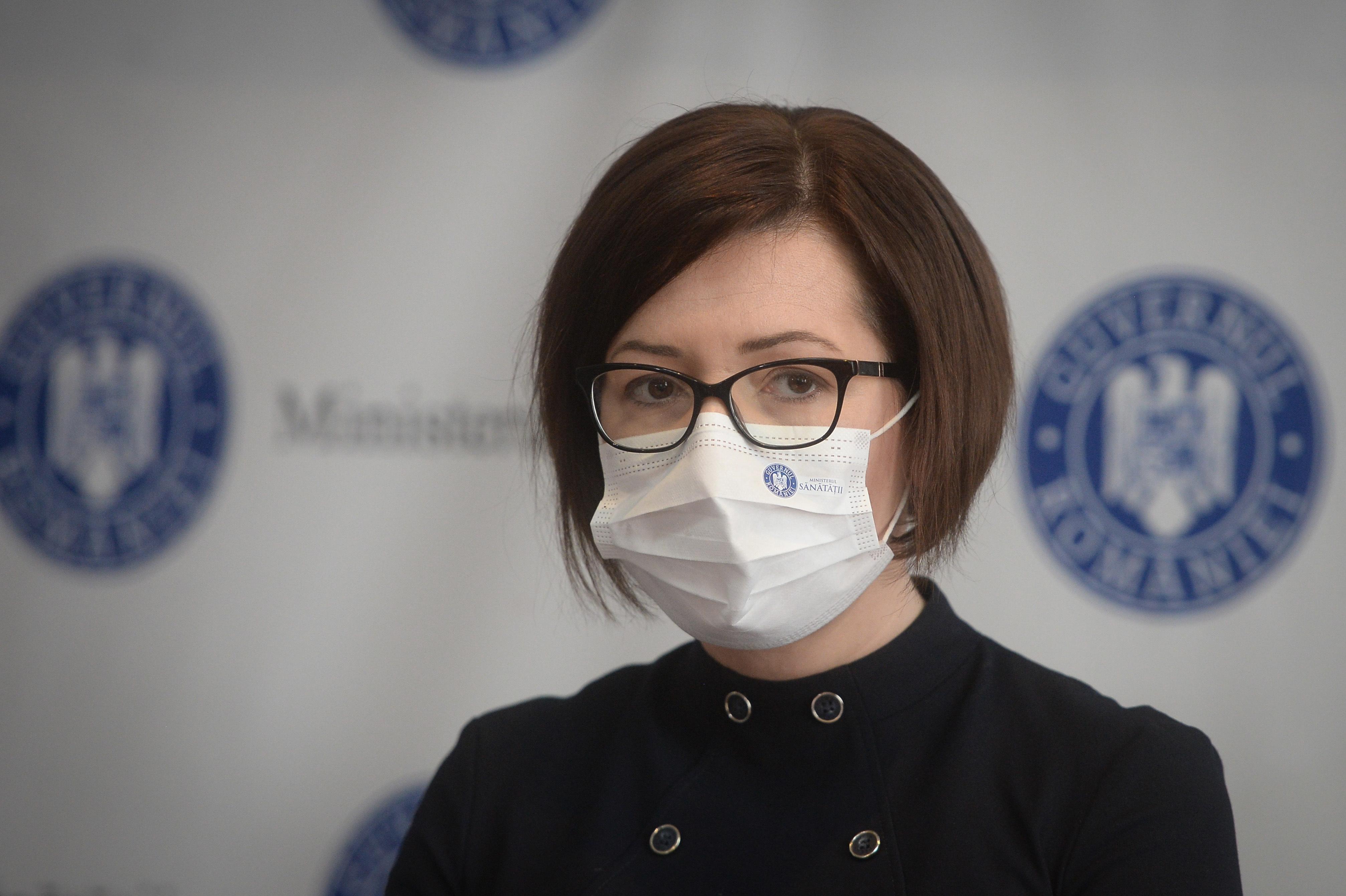 """Ministrul Sănătăţii vrea restricţii pentru nevaccinaţi. """"Interzis pe timp de weekend"""""""