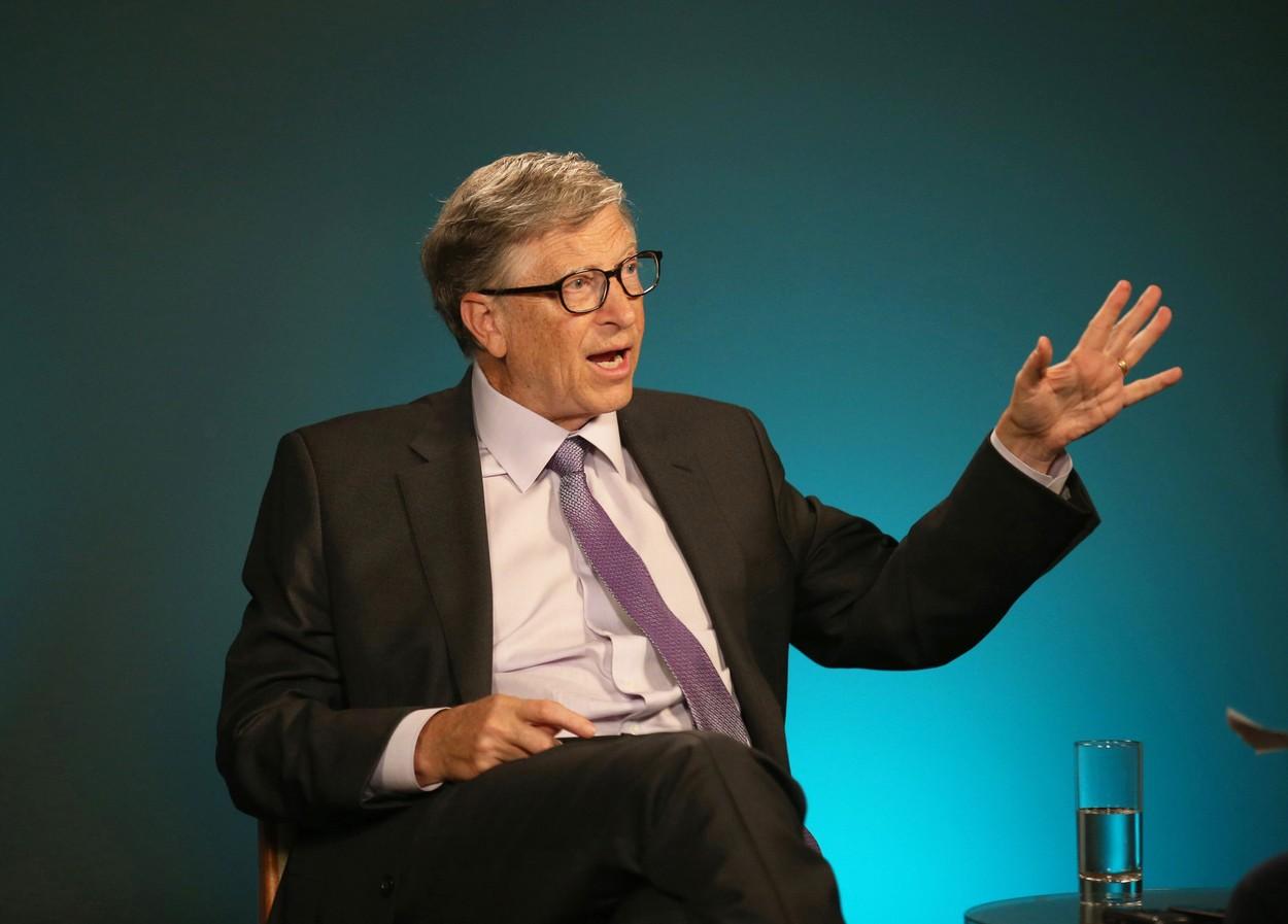 Criza Covid. Bill Gates prezice modul în care sfârşitul pandemiei va afecta lumea