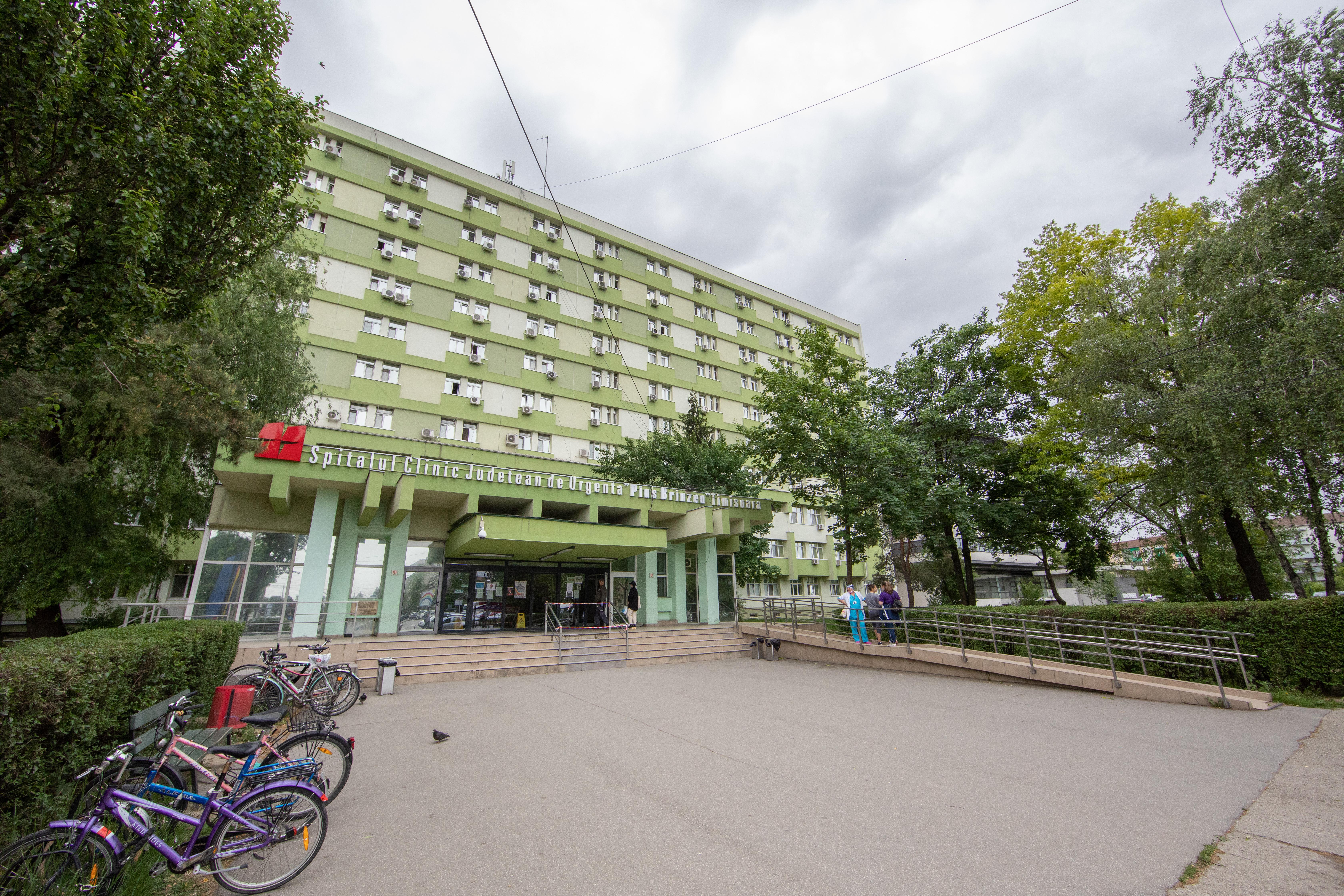 Numărul în creştere al pacienţilor infectaţi cu Sars-CoV-2 a determinat Spitalul Victor Babeş din Timişoara să(...)