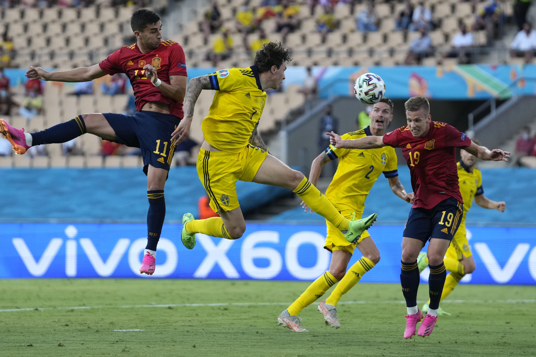 Prima remiză albă la UEFA EURO 2020. Spania şi Suedia au terminat la egalitate 0-0
