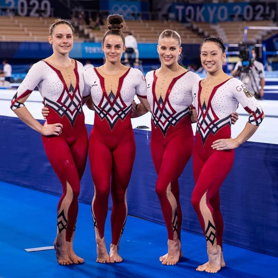 Jocurile Olimpice. Echipa feminină de gimnastică a Germaniei a refuzat să poarte bikini