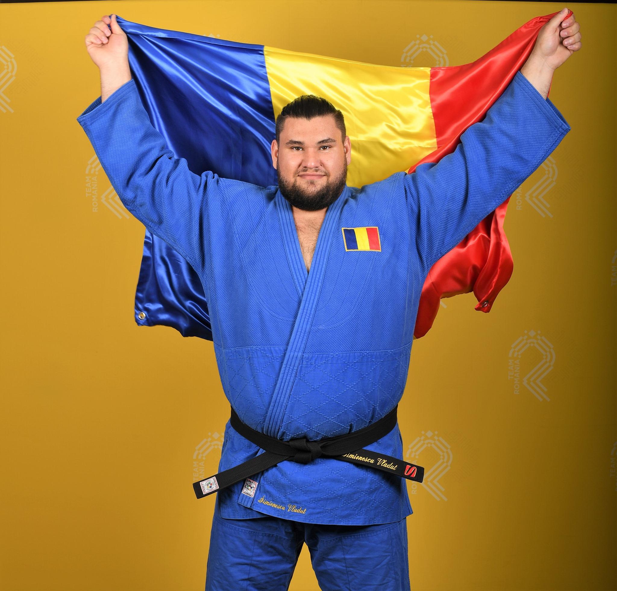VIDEO Jocurile Olimpice. Vlăduţ Simionescu, ultimul judoka român eliminat de la Tokyo 2020