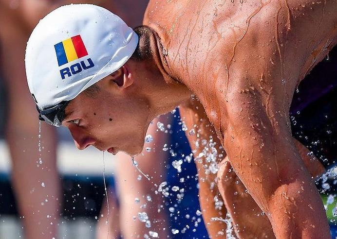 Jocurile Olimpice. David Popovici şi-a încheiat aventura olimpică. Românul a terminat pe locul 40 la general