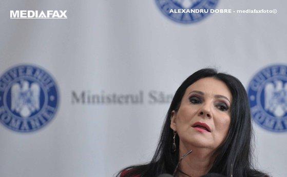 Sorina Pintea şi-a retras demisia din funcţia de manager al Spitalului Baia Mare