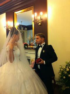 Nuntă Elena Băsescu Mireasa A Postat Noi Imagini Pe Twitter Cum