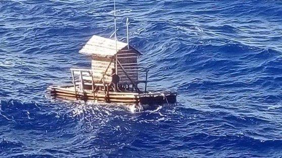 Imaginea articolului Un tânăr a reuşit să supravieţuiască pe mare timp de 49 de zile. Adolescentul nu era pregătit pentru o astfel de aventură