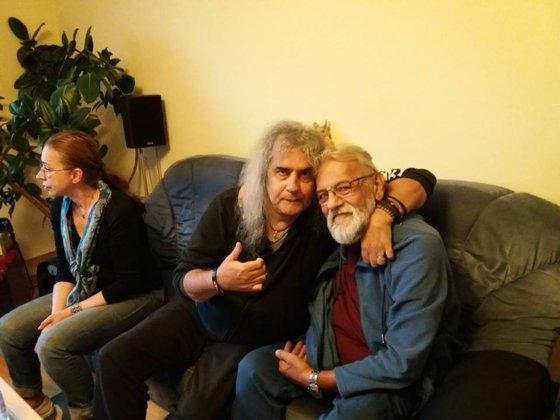 Imaginea articolului Cântăreţul de muzică folk Adrian Berinde a murit de cancer. Ultima fotografie distribuită de artist