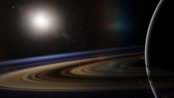 Imaginea articolului Cercetătorii au aflat când s-au format inelele planetei Saturn