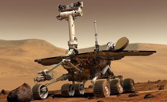 """Imaginea articolului Se încheie una dintre cele mai de succes misiuni din istoria NASA. Robotul Opportunity de pe Marte, declarat oficial """"mort"""""""