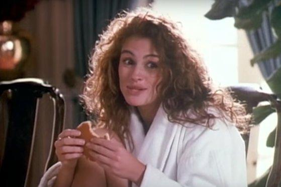 """Imaginea articolului Celebrul film """"Pretty Woman"""", cu Julia Robert, avea un alt final: Cum ar fi trebuit să se termine şi cine l-a rescris - VIDEO"""