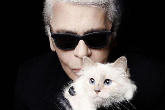 Imaginea articolului Karl Lagerfeld, omagiat de vedete şi mari case de modă, la Paris