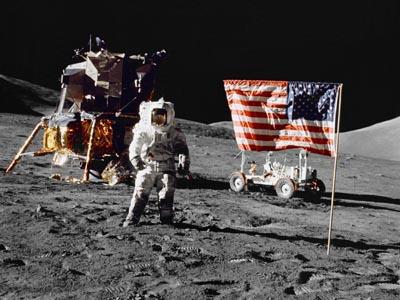 Imaginea articolului 20 iulie 1969 - 50 de ani de la primul pas al omului pe Lună