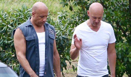 """Imaginea articolului Vin Diesel, în stare de şoc şi """"cu lacrimi în ochi"""", după ce dublura sa a căzut de la nouă metri înălţime şi s-a rănit grav la cap"""
