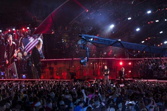 Imaginea articolului Metallica cântă astăzi la Bucureşti. Tot ce trebuie să ştie fanii care vin la Arena Naţională/ Recomandările organizatorilor