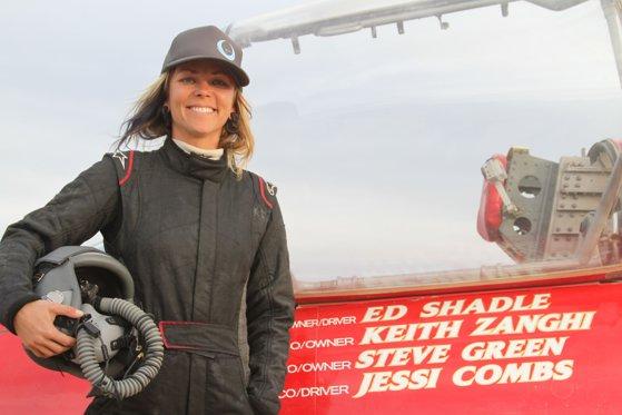 """Imaginea articolului Jessi Combs, vedetă TV din """"Myth Busters"""", a murit la 36 de ani în timp ce încerca să stabilească un record de viteză/ VIDEO"""